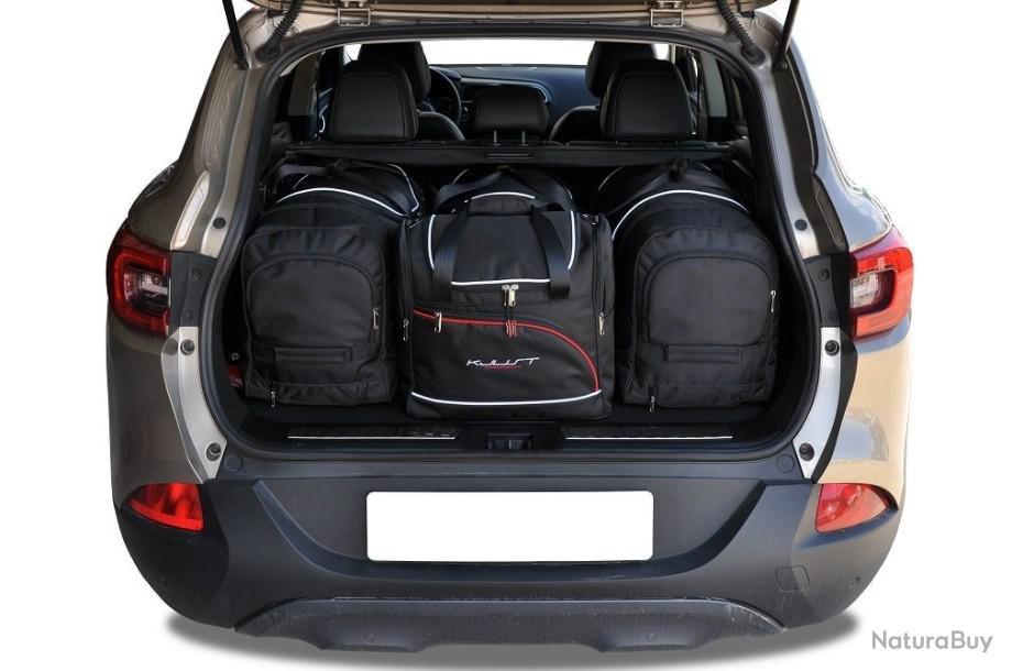 Set De 4 Sacs Pour Renault Kadjar 2015 Mesure Pour Votre Modele De Voiture Version Avion Bacs Et Caisses De Transport 7006943
