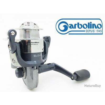 Moulinet Truite / Petit Carnassier Garbolino CBR 201 FD