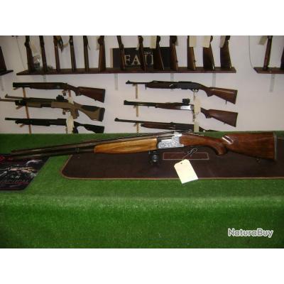 Fusil Lamber superposé calibre 12/70