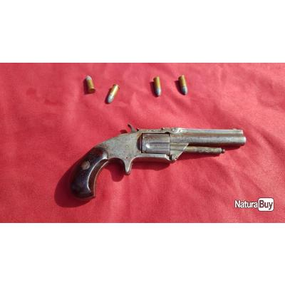 Revolver 320 long rf type SW