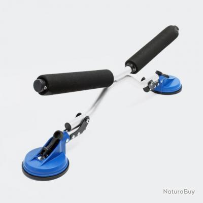 Aide au chargement avec ventouses pour bateau/ voiture/scooter charge max de 100 kg