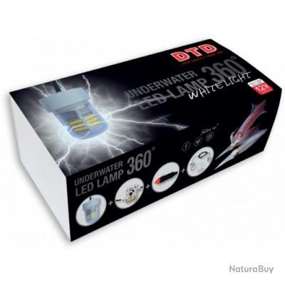 Autain- Lampe DTD LED 360° PROFI BLANCHE