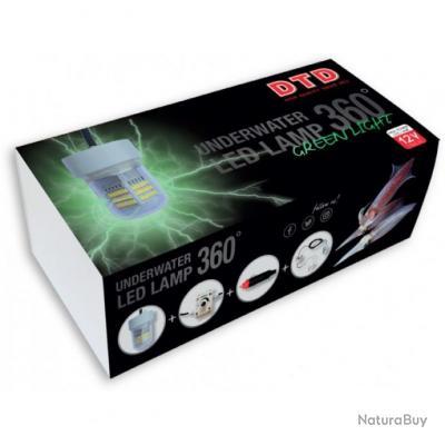 Autain- Lampe DTD LED 360° PROFI GREEN