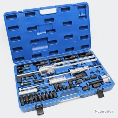 -Coffret de 40 Adaptateur d'extraction avec différents filetages