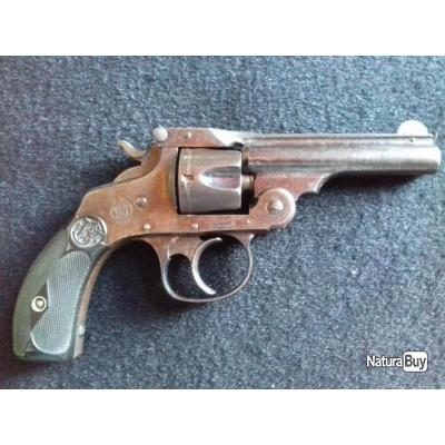 REVOLVER SMITH & WESSON TOP BREAK