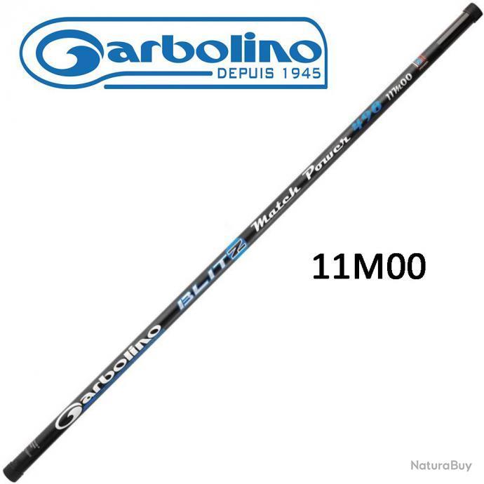 GARBOLINO CANNE EMMANCHEMENT LOISIR BLITZ POWER 11 M
