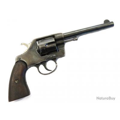 Revolver  COLT DA 38 mod 1892  attribué US Navy calibre 38 S et w et 38 S et W special