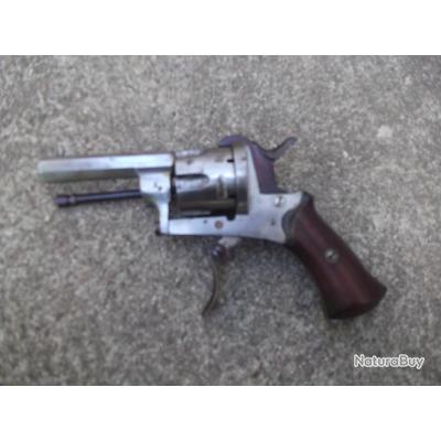 pistolet  à broche