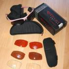 lot TRAP housse + lunettes balltrap marque SERFAS - VENDU PAR JEPERCUTE (s9l579)