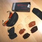 lot TRAP housse + lunettes balltrap marque SERFAS - VENDU PAR JEPERCUTE (s9l581)