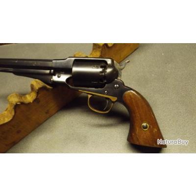 revolver poudre noire hege