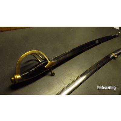 sabre de cavalerie française