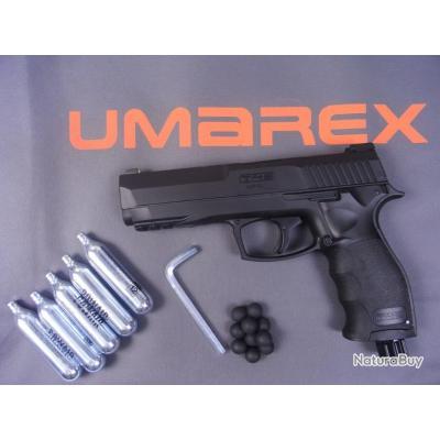 HDP 50 pistolet de défense calibre .50 / CO2. 11 Joules. Umarex
