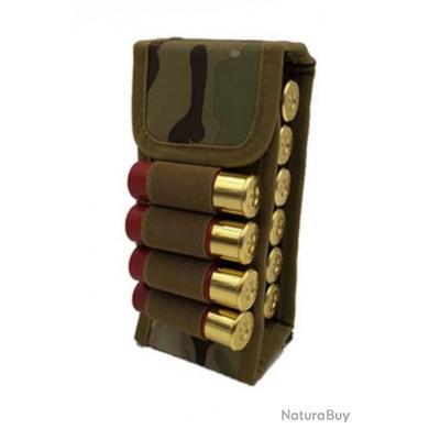!!! TOP PROMO !!! Étui à munition cartouchiere chasse réf 424