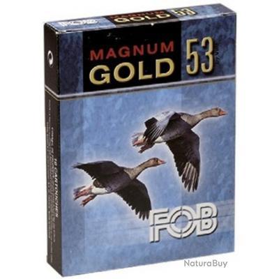 Cartouches FOB cal.12/76 Gold 53gr par 10