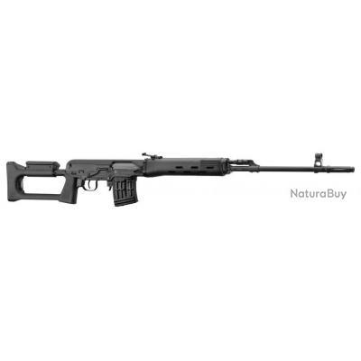 Carabine Izhmash Kalashnikov Réarmement Manuelle TIGR-SVD
