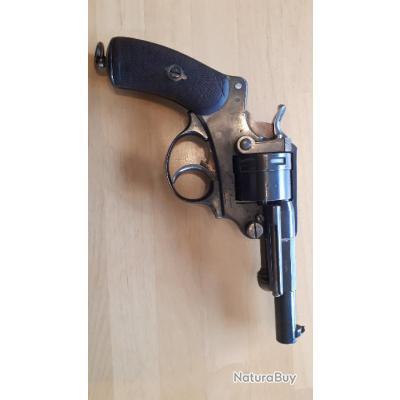revolver d'ordonnance 1873 modèle marine