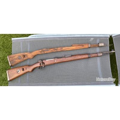 Mauser k98 histoire intéressante