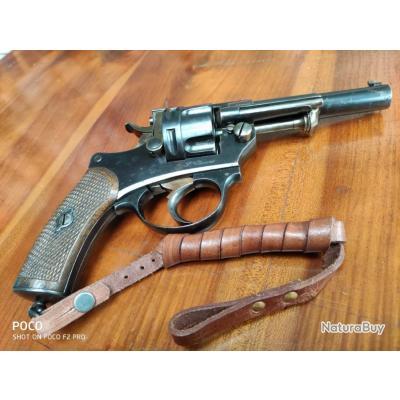Revolver 1874 Civil Saint Etienne