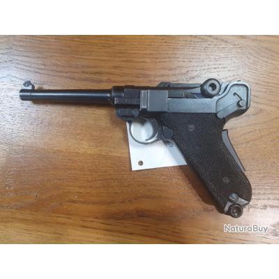 Pistolet Luger P08 Suisse calibre 7.65 luger occasion