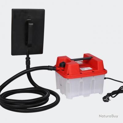 PN-Décapeur à vapeur pour papier peint avec récipient de 4,5 l 2200W
