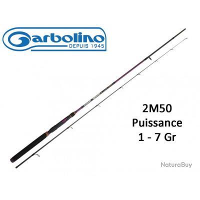 CANNE GARBOLINO AVENGER ML 2M50 1-7 GR