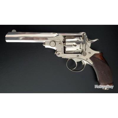 Rare Revolver webley pryse n4, cal 455