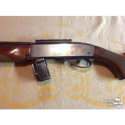 Vends carabine remington cal 280