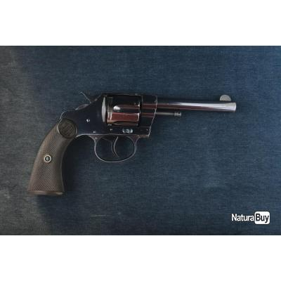 Colt New police 32 S&W long 1904 cat D