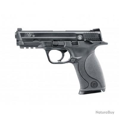 Réplique C02 Smith & Wesson M & P40 TS