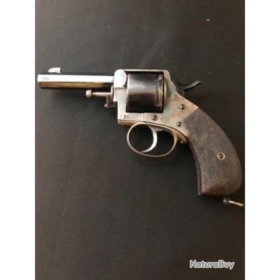 Revolver hollandais KOBOLD -