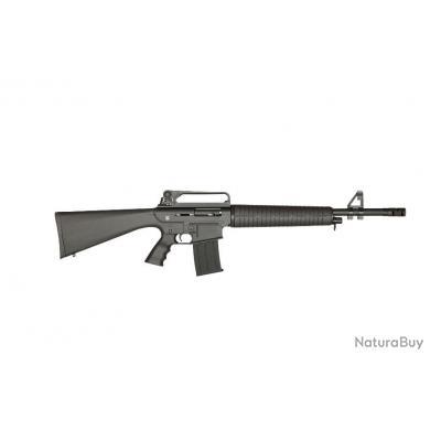 Fusil a répétition calibre 12 Atlas force CTP 1201 noire catégorie rga c1b