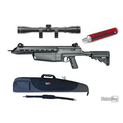 Carabine à Flèches 46 Joules Umarex Air Javelin CO2 + Fourreau + Lunette + Fleches + CO2! NOUVEUTE!