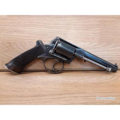 Revolver Dean Adams calibre 32 long Colt - RARE