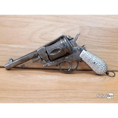 Gros revolver calibre 11.2mm