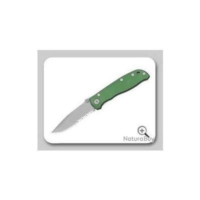 Gerber Knives 05922 5922 , Couteau de poche pliant Harsey Air Ranger, lame dentelée , poignées en al
