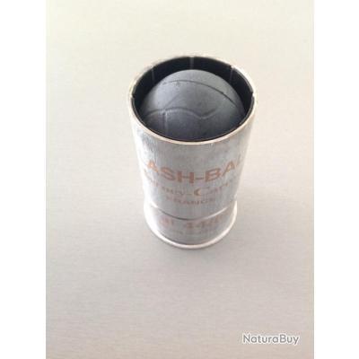 Cartouche NEUTRALISÉE de Flash-Ball Verney-Caron calibre 44/83