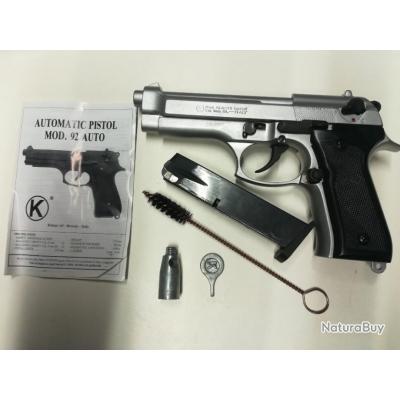 Kimar modèle 92 pistolet alarme 9mm