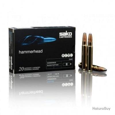 Balles Sako HammerHead SP - Cal. 7 RM - 170 / 11