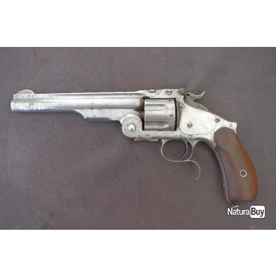 revolver Smith et Wesson russian Mod.1874 N3