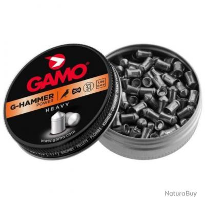 Plombs Gamo G-Hammer Power lourds - Cal. 4.5