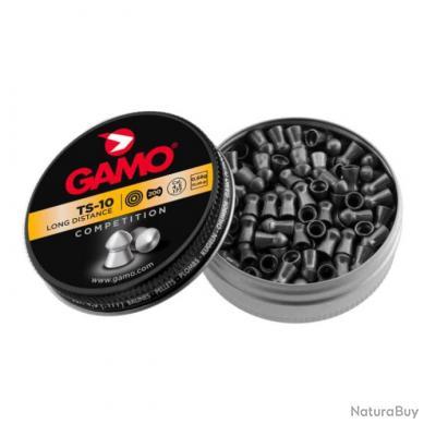 Plombs Gamo TS-10 Longue distance - Cal. 4.5