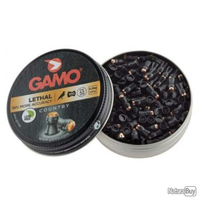 Plombs Gamo Lethal - More penetration - Cal. 4.5