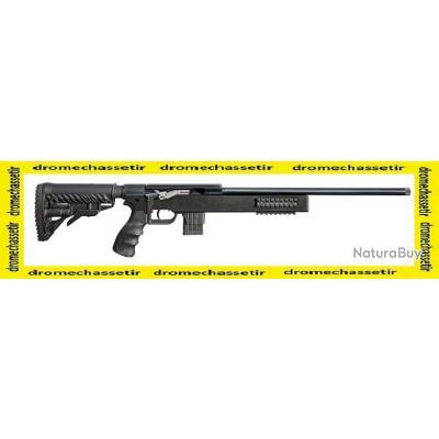 Carabine ISSC, a rearmement lineaire , tactical, crosse M4 Fab defense, rail picatinny, cal 22Lr