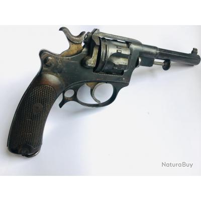 Pistolet d'Essai Saint Etienne 1887