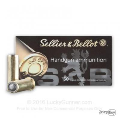 *B* 38 SPECIAL WAD CUTTER 148GR