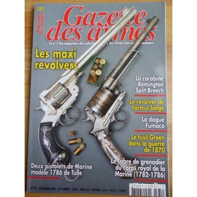 Gazette des armes N° 381