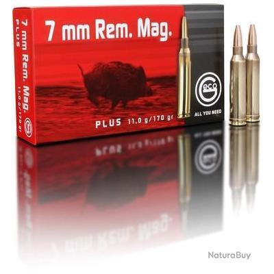 PLUS - GECO 7 mm rem mag, 11 g
