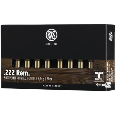 T-MANTEL - RWS 222 rem, 3.24 g