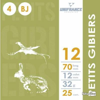 PETITS GIBIERS 12 - UNIFRANCE